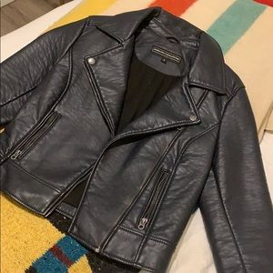 Urban outfitters vegan members only jacket